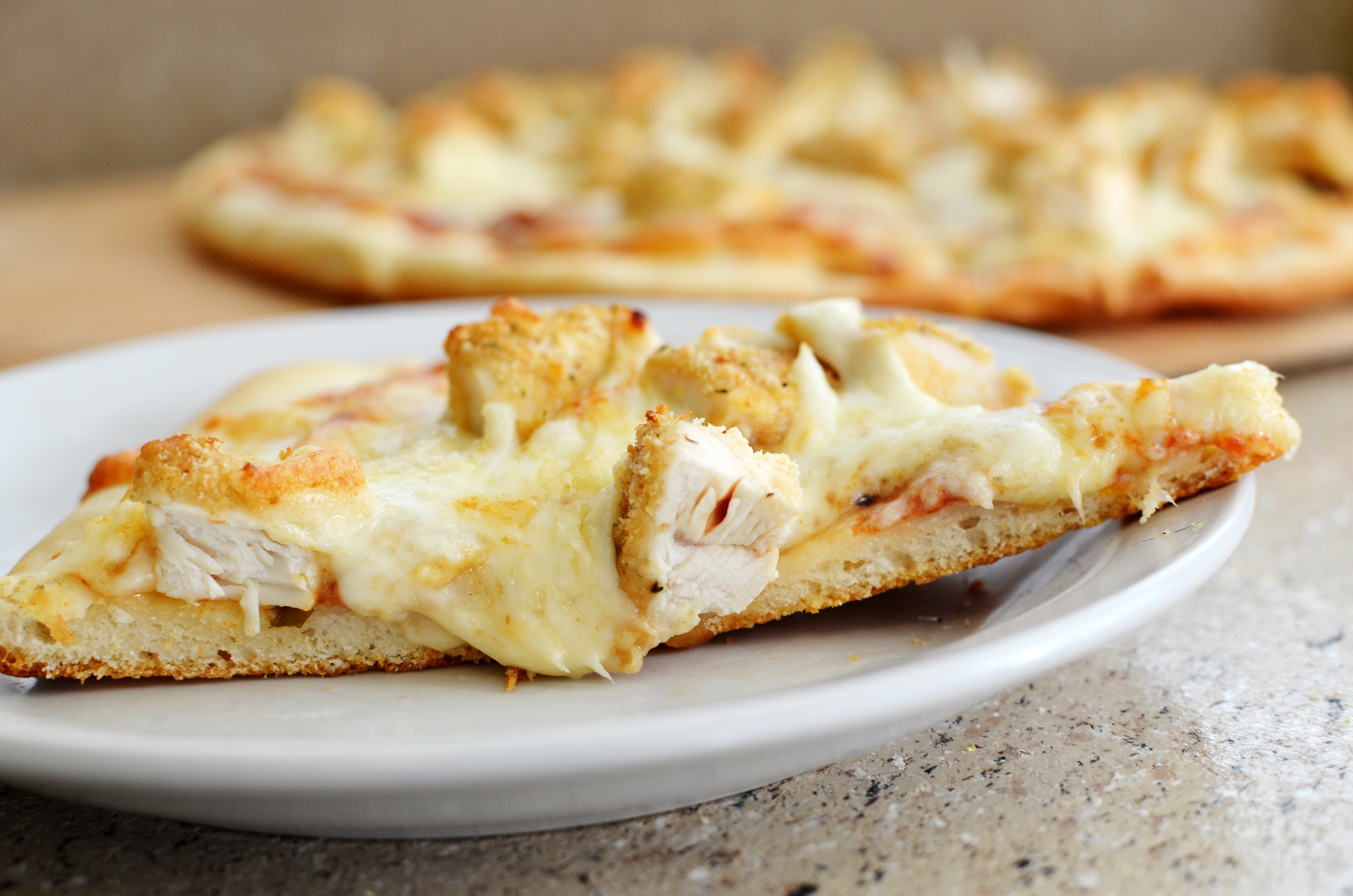 This recipe can be made easy with dough and sauce from the store, or ...